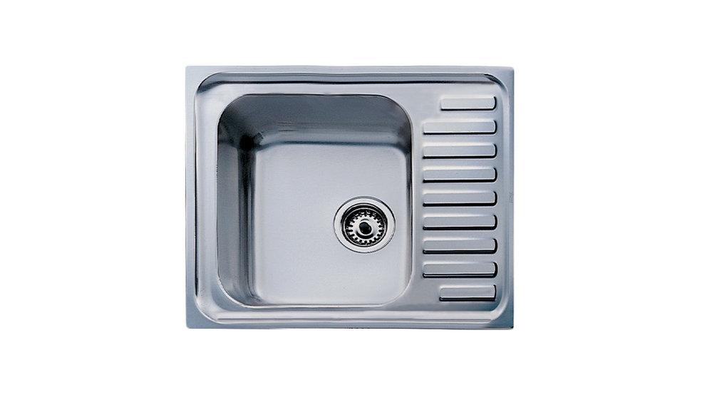 Иноксова мивка за вграждане Teka