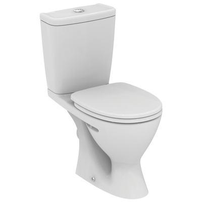 WC комплект Plus, хоризонтално оттичане