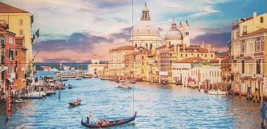 Декор Венеция №5 сет 4 части /Compozicion №5 Venice