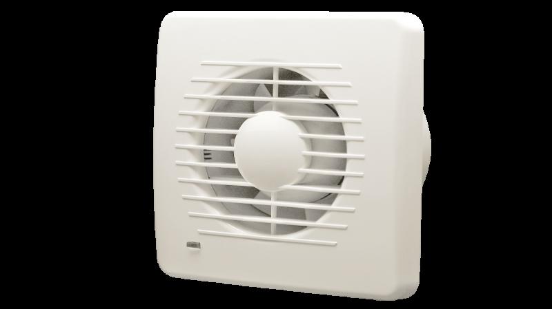 Битов вентилатор ELPLAST AERO ДЖЕС DS Ф100 мм с Идикация