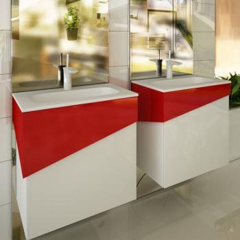 Мебел за баня Plano 60