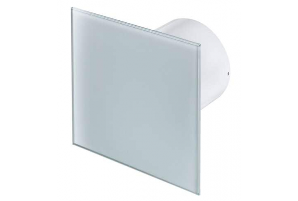 Вентилатор с матиран стъклен панел, модел Escudo, WEG100