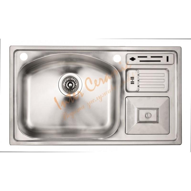 Кухненска мивка алпака ICK 7845 R