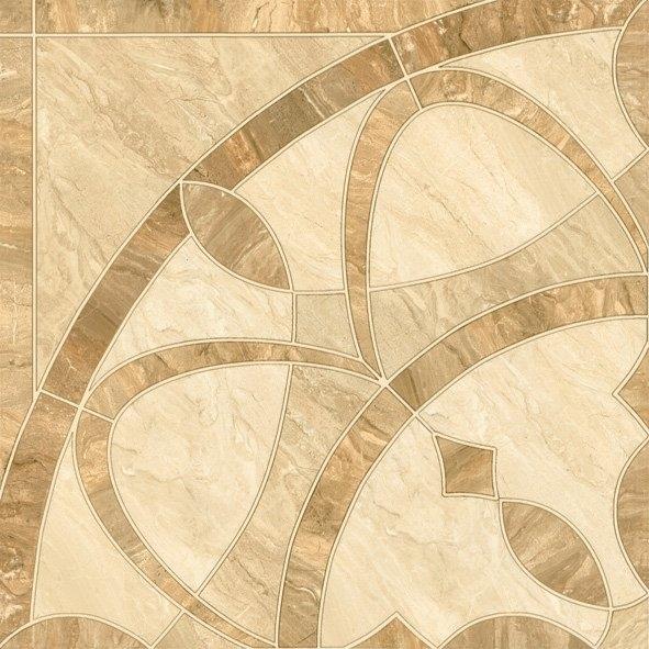 Декор Exotic Crema 48,5х48,5см