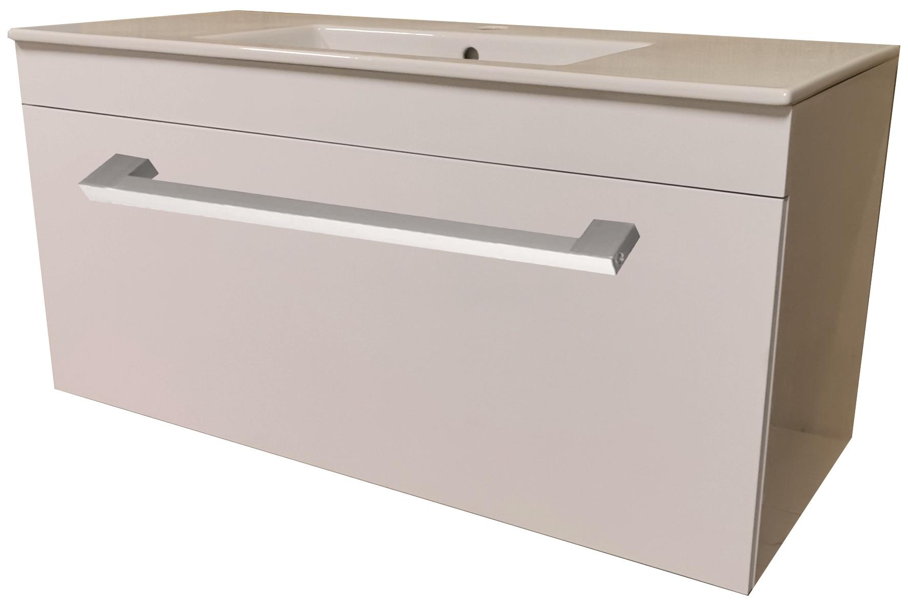 Конзолен PVC шкаф Емона 100