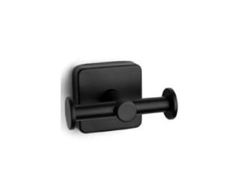 Закачалка Quattro Black с две куки