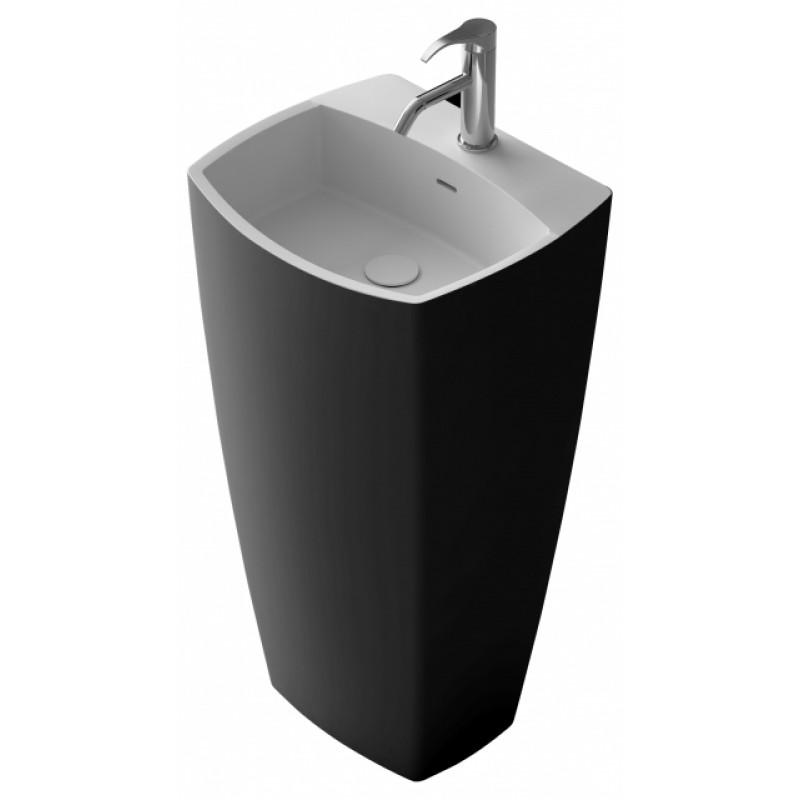Масивен умивалник с шкаф за баня - ICB 5042B