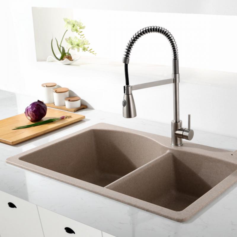 ICGS 8401 SAND Гранитна мивка