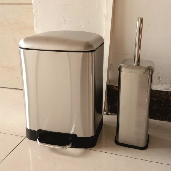 Тоалетно кошче за баня ICA 8286S /6л./