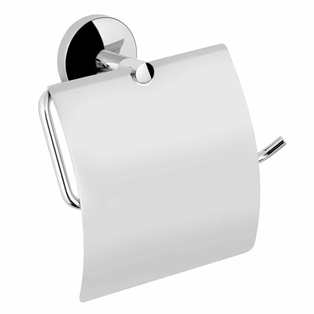 wc хартия държач с капак инокс ALPHA 5403-10