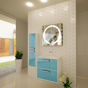 Мебел за баня Stelo 65