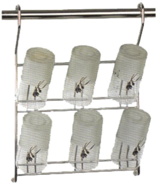 Кухненски висящ аксесоар за сушене на чаши