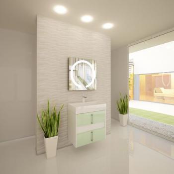 Мебел за баня Accord 60