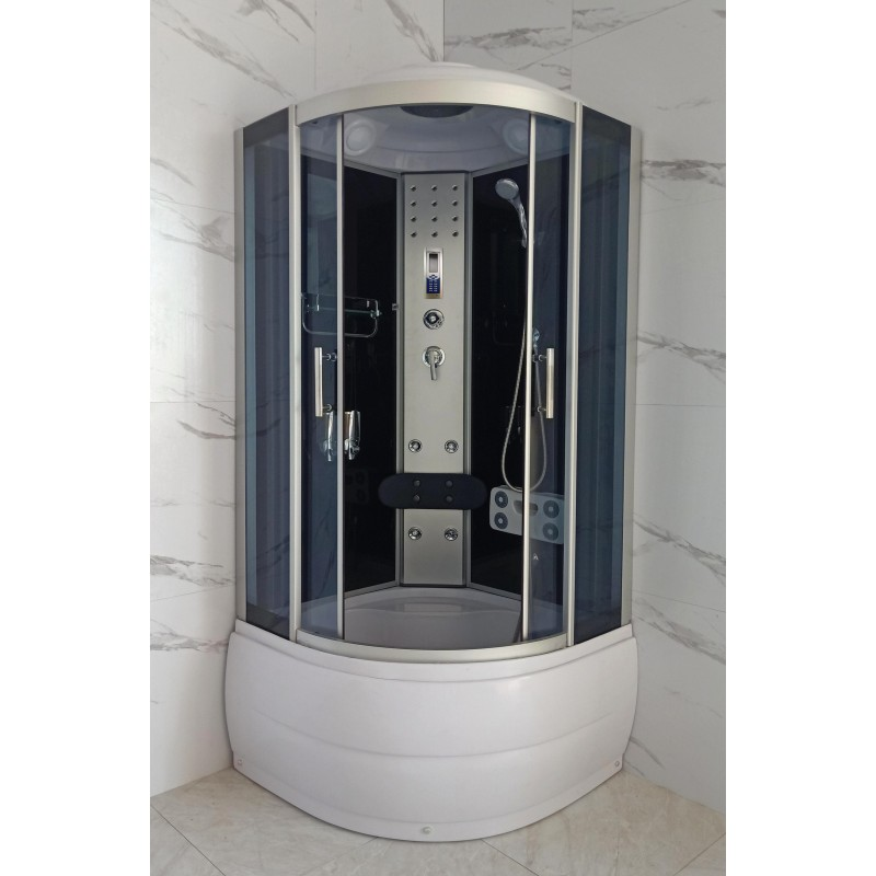 Хидромасажна кабина ЛЮБОВ ICSH 701-1 NEW 100*100