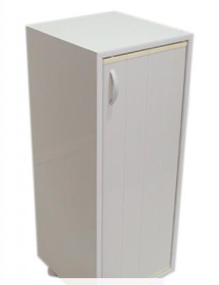 ПВЦ Шкаф SD35 - 90 см Бял