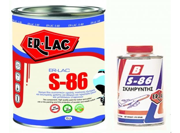 ЛАК ЗА КАМЪК ER-LAC S86
