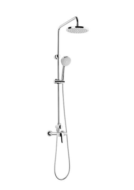 Victoria Едноръкохваткова душ колона