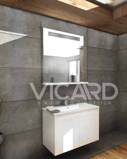 Мебели за баня от PVC - ЛЕО-55 см