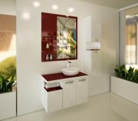 Мебел за баня Testa 120