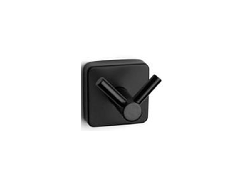 Двойна закачалка Quattro Black