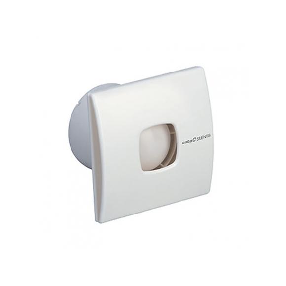 016643 SILENTIS 10 вентилатор ф100 бял