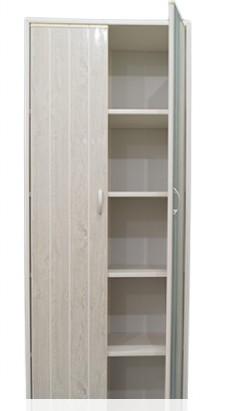 ПВЦ Шкаф DD65 - 170 см Сив