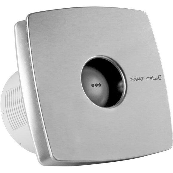 003667 X-MART 12 вентилатор ф120 INOX