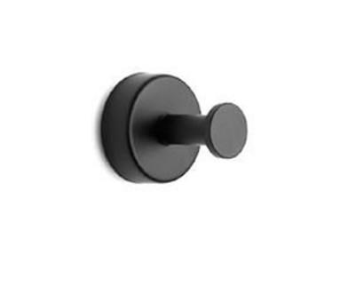 Единична закачалка Moderno Black